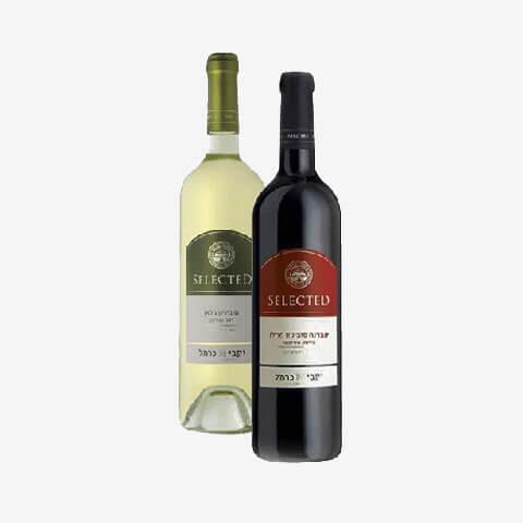 יין-אדום-ולבן